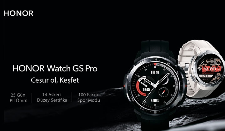HONOR Watch GS Pro akıllı saat T&#..